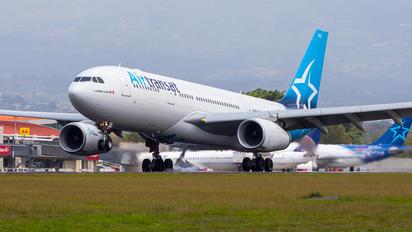 C-GTSZ - Air Transat Airbus A330-200