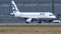 SX-DVH - Aegean Airlines Airbus A320 aircraft