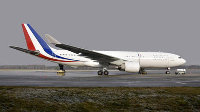 F-RARF - France - Air Force Airbus A330-200