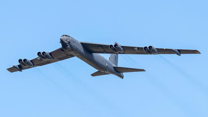 60-0041 - USA - Air Force Boeing B-52H Stratofortress