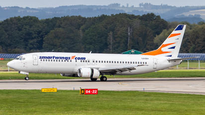LZ-CGY - SmartWings Boeing 737-400