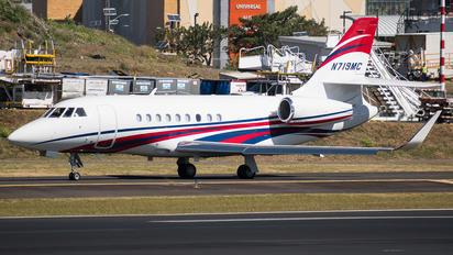 N719MC - Private Dassault Falcon 2000S