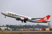 Cargolux LX-VCF image