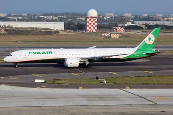 B-17801 - Eva Air Boeing 787-10 Dreamliner