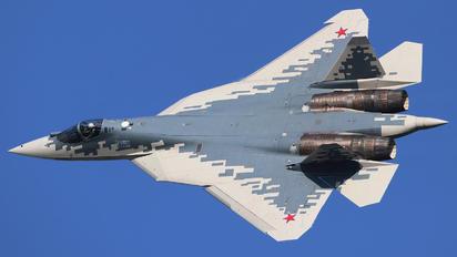 051 - Sukhoi Design Bureau Sukhoi Su-57