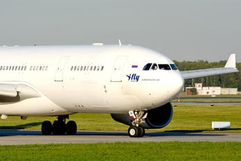 EI-FNX - I-Fly Airlines Airbus A330-200