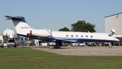 N279PH - Private Gulfstream Aerospace G-V, G-V-SP, G500, G550