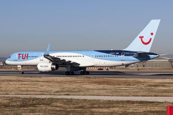 G-BYAY - Britannia Airways Boeing 757-200