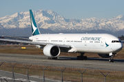 B-KQJ - Cathay Pacific Boeing 777-300ER aircraft