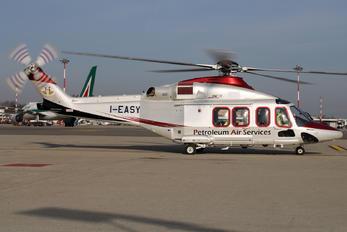 I-EASY - Petroleum Air Service Agusta Westland AW139