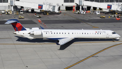 N319PQ - Delta Connection Bombardier CRJ 900ER
