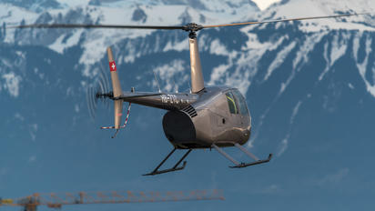 HB-ZTC - JAC Flyers Robinson R44 Astro / Raven