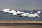 JA03XJ - JAL - Japan Airlines Airbus A350-900 aircraft
