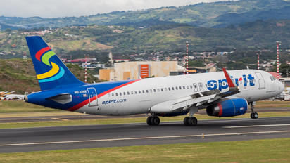 N630NK - Spirit Airlines Airbus A320