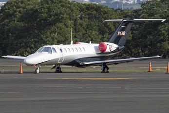 N5MQ - Private Cessna 525B Citation CJ3