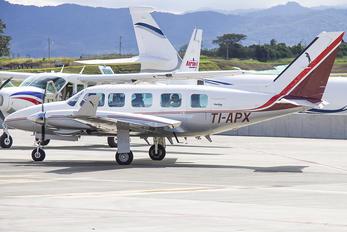 TI-APX - Private Piper PA-31 Navajo (all models)