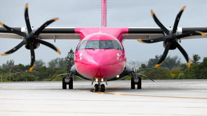 N401SV - Silver Airways ATR 42 (all models)