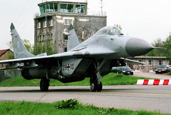 29+10 - Germany - Air Force Mikoyan-Gurevich MiG-29G
