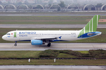 VN-A595 - Bamboo Airways Airbus A320