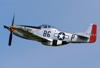 NL551J - Private North American P-51D Mustang