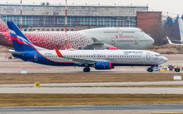 VP-BUS - Aeroflot Boeing 737-800