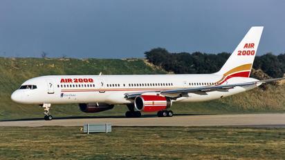 G-OOOW - Air 2000 Boeing 757-200