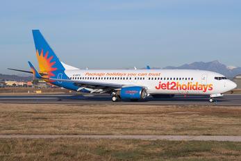 G-DRTC - Jet2 Holidays Boeing 737-800