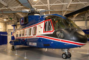 ZJ116 - Royal Air Force Agusta Westland AW101 / EH-101 Merlin aircraft