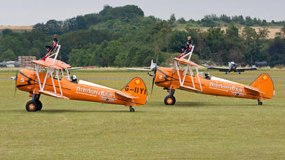 G-IIYI - AeroSuperBatics Boeing Stearman, Kaydet (all models)