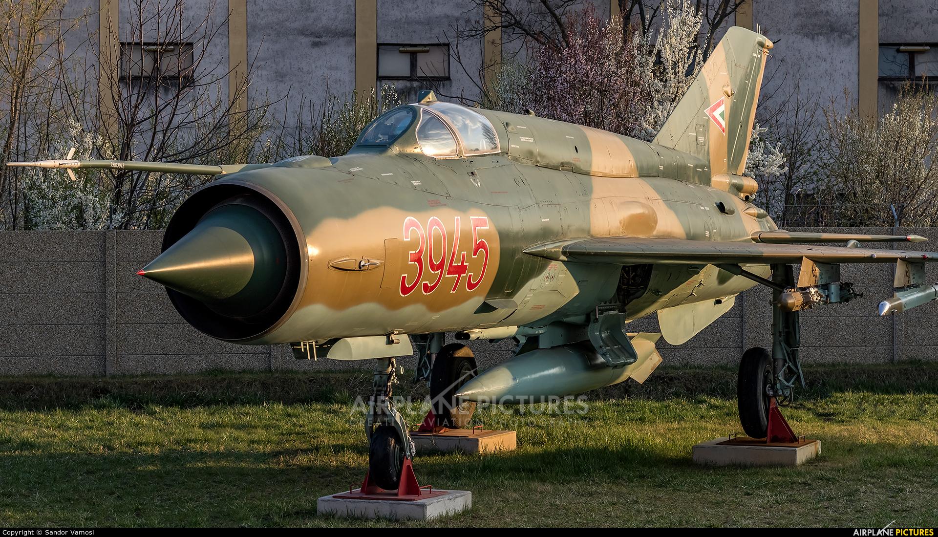 Hungary - Air Force 3945 aircraft at Off Airport - Hungary