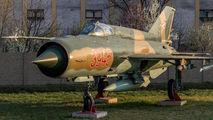 3945 - Hungary - Air Force Mikoyan-Gurevich MiG-21bis aircraft