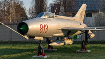 813 - Hungary - Air Force Mikoyan-Gurevich MiG-21F-13 aircraft