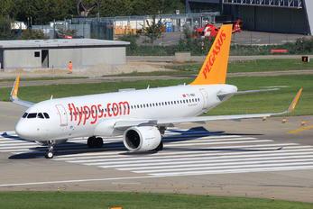 TC-NBV - Pegasus Airbus A320 NEO