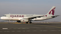 A7-ADD - Qatar Airways Airbus A320 aircraft