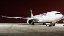 EC-MTU - Wamos Air Airbus A330-200 aircraft