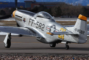 NL51JT -  North American P-51D Mustang