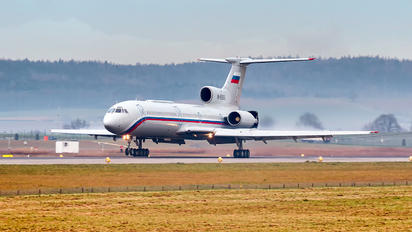 RA-85686 - Russia - Air Force Tupolev Tu-154M