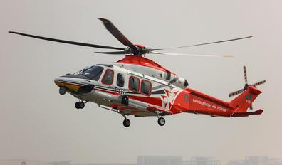 616 - Bangladesh - Air Force Agusta / Agusta-Bell AB 139