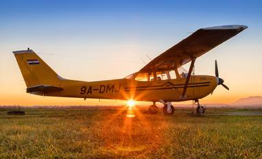 9A-DMJ - Ecos pilot school Cessna 172 Skyhawk (all models except RG)