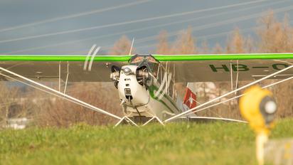 HB-OGC - Private Piper J3 Cub