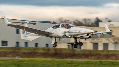 HB-LJK - Private Diamond DA 42 Twin Star
