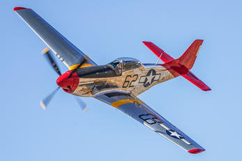 NL151BP - Private North American P-51D Mustang