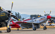 N151AF - Private North American P-51D Mustang aircraft