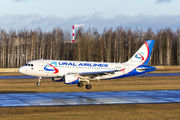 VQ-BTY - Ural Airlines Airbus A319 aircraft