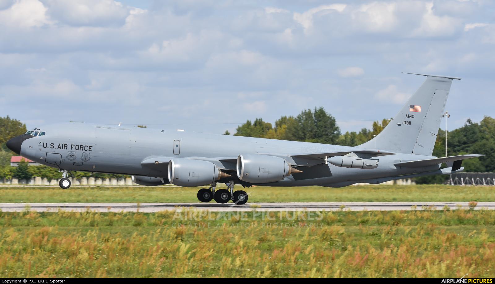 USA - Air Force 61-0311 aircraft at Pardubice
