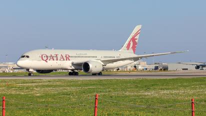 A7-BCL - Qatar Airways Boeing 787-8 Dreamliner