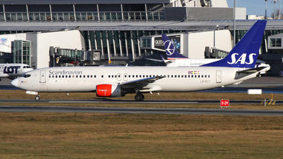 LN-RCY - SAS - Scandinavian Airlines Boeing 737-800