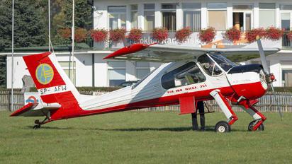 SP-AFW - Aeroklub Polski PZL 104 Wilga 35A
