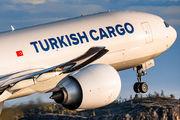 TC-LJN - Turkish Cargo Boeing 777F aircraft