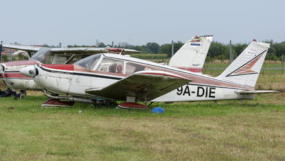9A-DIE - Private Piper PA-28 Cherokee